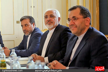 دیدار ظریف و کری در نخستین روز دور نهایی مذاکرات (گزارش تصویری)