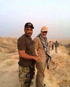 المنار: امنیت بغداد مرهون تلاش های قاسم سلیمانی است