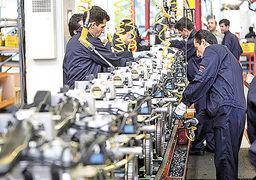 میزان تولید ایران خودرو از نیمه دوم فروردین تا نیمه اول اردیبهشت چقدر است؟