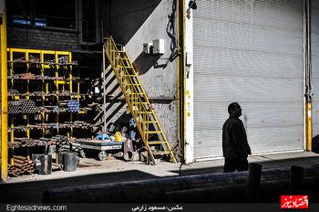 یخزدگی بازار آهن در آستانه شب عید/ قیمت شمش آهن به 940 تومان رسید