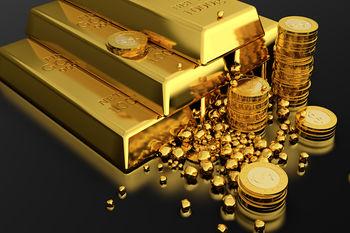 نوسانات دلار عامل تغییر قیمت طلا/ هر اونس 1271 دلار
