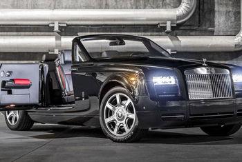 خودرویی که تنها 9 دستگاه از آن تولید میشود