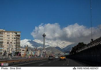 آسمان تهران با حذف بنزن و آروماتیک پاک شد
