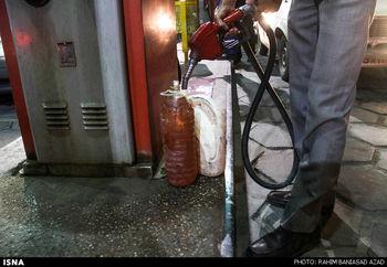 عرضه بنزین در ظرف، ممنوع!