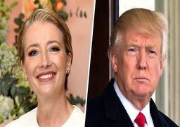 افشاگری جدید علیه دونالد ترامپ توسط بازیگر مشهور انگلیسی