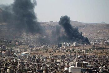 جنگندههای متجاوز سعودی ۳ استان یمن را بمباران کردند