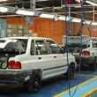 کاهش تولید خودروهای دوگانه سوز