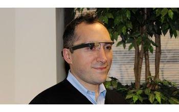 طراح ایرانی عینک گوگل به آمازون پیوست