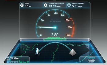 رتبهبندی اپراتورهای ارایهکننده اینترنت پرسرعت اعلام شد