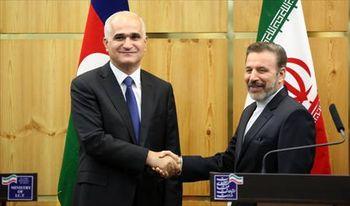 دیدار واعظی با وزیر اقتصاد آذربایجان