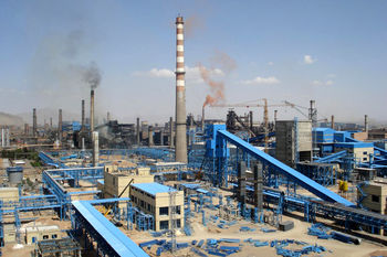 پول چینی ها چرخ فولاد میانه را چرخاند