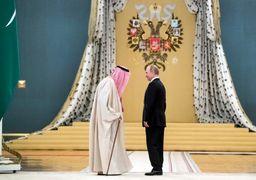 پادشاه عربستان دکتر شد + عکس
