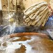 گزارش تصویری از رنگرزی سنتی در تبریز