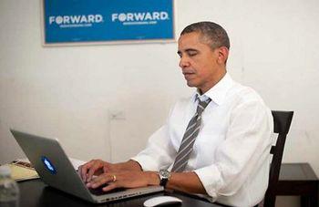 اوباما: تغییری که ما نیاز داریم با یک انتخابات امکان پذیر نیست