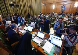 حاشیه انتخابات شهردار تهران/از تبریک تا ترک صحن توسط یکی از اعضای شورای شهر