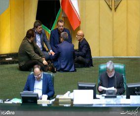 جلسه علنی امروز مجلس با حضور حجتی