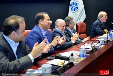«کاپیتان دولت» در اتاق تهران و حاشیههایش(گزارش تصویری)