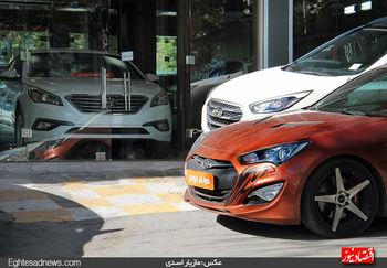 نقض قانون از سوی واردکنندگان خودروهای لوکس