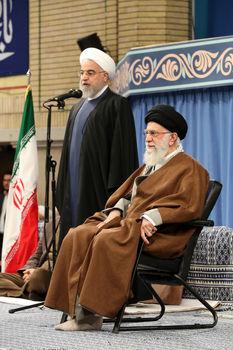 توصیه رهبری به روحانی درباره سهمیهبندی بنزین