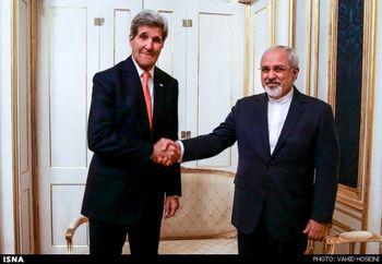 وزیران خارجه ایران و آمریکا در وین