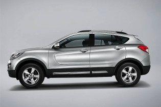 تولید شاسی بلند جدید ایران خودرو آغاز شد