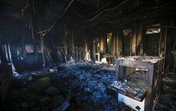 زخمی شدن پنج کارمند درحمله راکتی بهسفارت آمریکا در بغداد/وخامت حال یکی از مصدومان