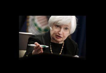 دفاع جانت یلن از سیاست افزایش تدریجی نرخ بهره