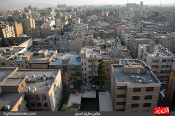 قیمت آپارتمان های 50 تا 75 متری در مناطق مختلف تهران + جدول