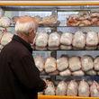 قیمت مرغ ۲۰ هزار و ۴۰۰ تومان است/ برخورد با گران فروشان مرغ