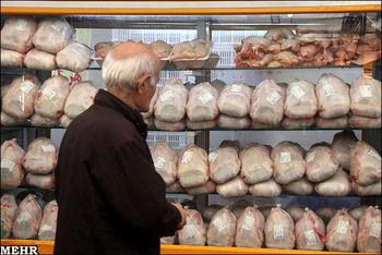 قیمت مرغ از ۲۰ هزار تومان گذشت