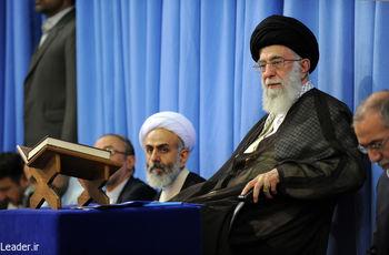برگزاری محفل انس با قرآن با حضور مقام معظم رهبری