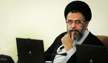 درخواست کتبی وزیر اطلاعات از رئیس مجلس؛ مانع محمود صادقی  شوید!