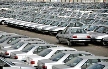 آغاز پلمپ نمایشگاه های اتومبیل متخلف و توقیف خودروها