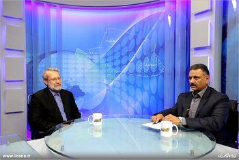 لاریجانی: آمریکاییها در توافق هستهای «ناتویی» کردند