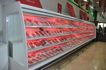 ارزانی مرغ و گوشت و کسادی بازار دولتیها