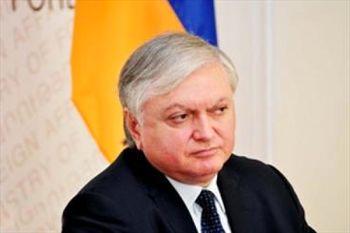 وزیرخارجه ارمنستان در راه ایران