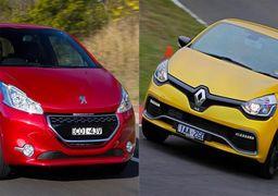 فروش جهانی فرانسوی های صنعت خودرو ایران