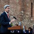 جان کری خبر داد ؛ این 2 کشور خواستار بمباران ایران توسط آمریکا بودند