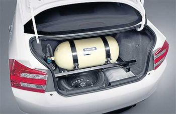 تسهیلات بلاعوض دولت برای گازسوزکردن خودروها