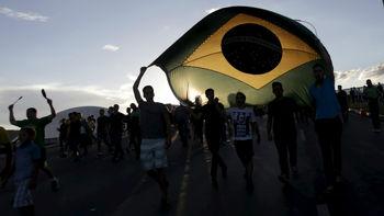 اقتصاد برزیل در سهماهه چهارم 2016 احیا میشود