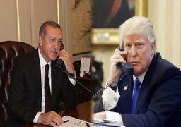 تماس تلفنی ترامپ با رادوغان در مورد خاشقجی