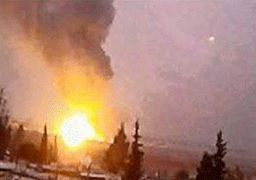 حمله جنگنده های اسرائیلی به سوریه تایید شد