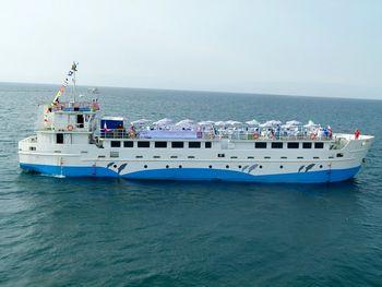 دومین کشتی کانتینری ایران از هند به چابهار رسید