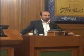 فیلمی از آوازخوانی مختاباد در آخرین جلسه شورای شهر دوره چهارم