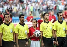 حساسترین بازی جام به فغانی رسید