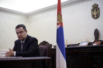 وزیر خارجه صربستان وارد تهران شد