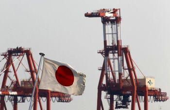 کاهش صادرات ژاپن برای هشتمین ماه متوالی
