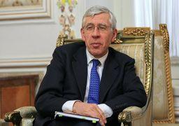 جک استراو: آمریکا سازوکار مالی را تهدید کند با شورای امنیت طرف است/ ایران صبور باشد