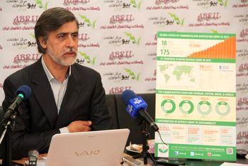 کاهش مصرف آب با کشت هوازی برنج