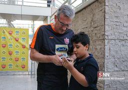 ارزش های فرعی فوتبال در ایران +عکس
